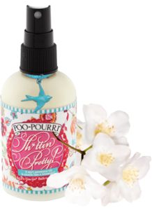 """Sh*ttin' Pretty - From Poo-Purri is back in stock! For Him and For Her this """"before you go toilet spray"""" comes in a array of scents, from floral to fruity! Jasmine Essential Oil, Essential Oil Spray, Essential Oils, Toilet Spray, Guest Bathrooms, Poo Pourri, Weird And Wonderful, Keep It Cleaner, Things To Think About"""