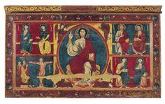 Frontal de altar de Baltarga | Museu Nacional d'Art de Catalunya
