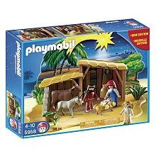Playmobil - Nativity Scene with Stable (5958)