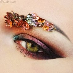 Her makeup always seems to have a special magic of its own, infused with sublime…