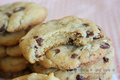 Rice Flour based Gluten Free Cookies (use corn free substitute for xanthan gum).