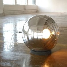 Tom Dixon - Mirror Ball Floor Lamp