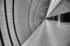 Marienplatz U-Bahn Station BW