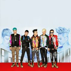 Big Bang #Kpop