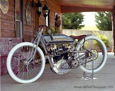 Harley 8 Valve Racer