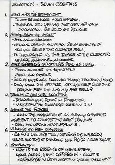 Glen Keane's 7 Animation Essentials Make a Positive Statement Animate From the Heart Make Expressions and Attitudes Real and Living Draw As If You Were Sculpting Animate the Forces Visualize and Feel Dialogue Simplicity Character Design Tips, Character Design Animation, Character Design References, 3d Character, Character Concept, Drawing Tutorials, Drawing Tips, Art Tutorials, Drawing Stuff
