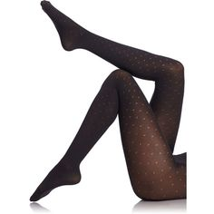 Wolford Alin Tights ($61) ❤ liked on Polyvore featuring intimates, hosiery, tights, apparel & accessories, black, opaque stockings, shimmer pantyhose, wolford pantyhose, opaque tights and wolford tights
