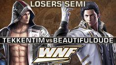 LOSERS SEMI - TekkenTim (Steve) vs. Beautifuldude (Claudio) - WNF 3.3 - Tekken 7 https://www.youtube.com/watch?v=X7n2BBoBiTA