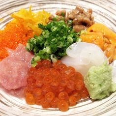 "I  BAKU DAN!  aka ""Bomb"". A myriad of #sashimi - chutoro #uni natto bean ikura tobiko pickles etc to be smashed up into a thick paste and to be eaten with nori (seaweed). #omakase #tamayadining #japanese #sg #sgfood #singapore #ilovefood #food #foodie #foodpics #foodstagram #foodporn #foodlover #foodphotography #instagood #instagood #instadaily #instamood #instalove #eat #eating #f4f #follow #followme #tags4likes #delicious #yum #yummy #gluttony by koochiekooo"