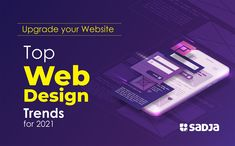 A web design is the process of creating a website. Website features that were once innovative and trendy can quickly fall out of favor, and the last thing you need is for your audience to perceive your website as outdated or missing crucial functions. There's good news, though. This post offers a list of the most popular design trends for 2021, so you won't be left behind. Best Web Design, Web Design Trends, Website Features, Trend News, Digital Trends, Good News, Innovation, Good Things, Popular