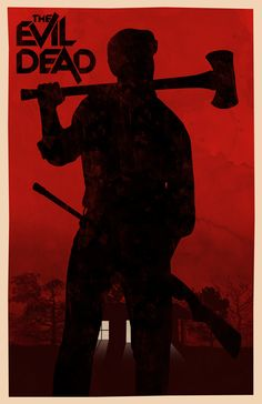 The Evil Dead by billpyle