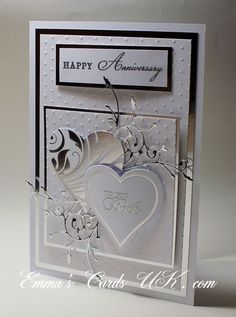 Emmas Cards UK: Happy Anniversay ....