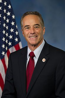2013 NEW YORK: Christopher Carl Collins (R) B: 5/20/1950) is an American politician & serving as the US Representative for New York's 27th Congressional District.