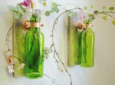 Botellas pared