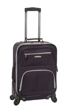 Rockland Luggage 19 Inch Expandable Spinner Carry On, Purple, One Size Rockland http://www.amazon.com/dp/B00FB4X854/ref=cm_sw_r_pi_dp_UNrjvb0Z7QP97