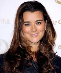 nice Cote De Pablo Hair Color 2017 And Hairstyle Extension