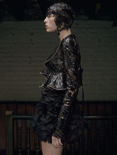 T The New York Times Style Magazine | Edie Campbell e Stella Tennant por Karim Sadli [Editorial]