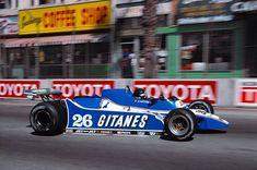 Jacques Laffite - Ligier JS11/15 Ford Cosworth DFV 3.0 V8 - 1980 Grand Prix, Sport Cars, Race Cars, Alpine Renault, Matra, Gilles Villeneuve, Formula 1 Car, Ford, Indy Cars