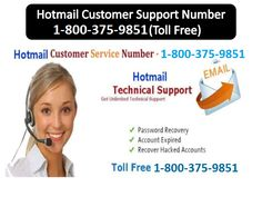 Looking for #Hotmail #Technical #Support service to fix issues in your email account? Call Hotmail Support #Number toll free for technical assistance 1-800-375-9851. We have most excellent hotmail support #Technicians who deals with all the issues regarding hotmail accounts.
