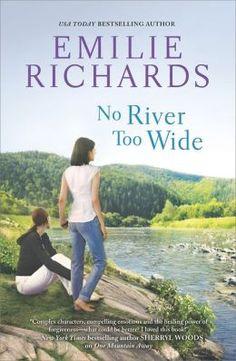 No River Too Wide.  Click on the book cover to request this title at the Bill or Gales Ferry Libraries. 7/14