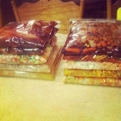 Amanda's Happy Place: Crockpot Freezer Meals - Ranch, Italian Chicken and Chicken Fajitas.