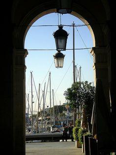Port Vell - Barcelona  desde Palau de Mar