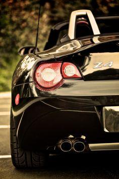 Rear side, BMW Z4 http://krro.com.mx/