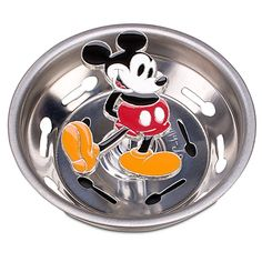 Best of Mickey Mouse Sink Strainer- Disneystore.com
