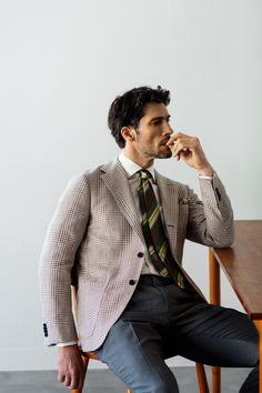 Outfit Combinations, Watch Brands, Smart Casual, Beams, Tweed, Preppy, Dress Up, Menswear, Hipster