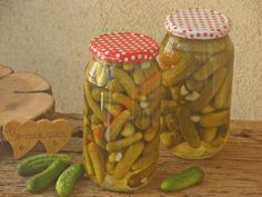 A Pickled Pickle That Never Melts With This Method: Pickled Gherkin With Hot Water - Hot Water Gherkin Pickle Recipe Best Picture For party decoracin For Your Taste You are looking f - Viking Tattoo Design, Viking Tattoos, Gherkin Pickle, Fitness Tattoos, Sunflower Tattoo Design, Homemade Beauty Products, Pickles, Dog Food Recipes, Almond