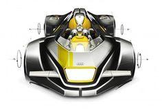 UID Degree Show 2012: Audi Elite Concept - Car Body Design