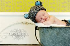 Baby boy newborn photography by Vanity's Edge / Alana Beall by Alana Beall @ Vanity's Edge Design, via Flickr