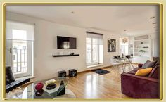 TOUCH this image: Roman Luxury Property Rentals by Apartments In Rome