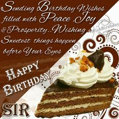 107 Best Happy Birthday Wishes For Boss Images Birthday Wishes For