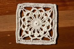Have you ever seen a prettier floral crochet granny square? The Locutus Crochet Granny Square is an intermediate crochet pattern that will walk you through creating a lacy granny square with an intricate flower motif inside. Worked in all white, this lovely pattern would look great as the main pattern for a crochet granny square afghan, but can also work as statement squares and mixed with other more solid pieces. While this project looks great as one solid color, you could switch things up…