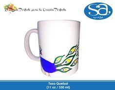 Taza Quetzal