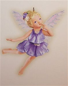 2006 Pansy Fairy - Second in series, Fairy Messengers