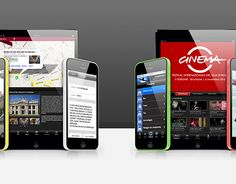 """Check out new work on my @Behance portfolio: """"Iphone/Ipad Design (Sogetel S.r.l.)"""" http://on.be.net/1L6r60W"""