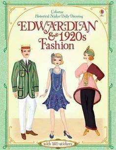 Cartel Vintage- Edwardian and Art Deco Ad.