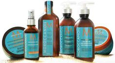 I LOVE this stuff!!!!! ALL their products are awesome! http://www.moroccanoil.com/en/our-products.html
