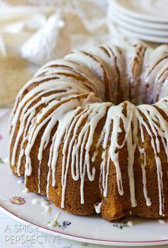 Peaches n' Cream: Peach Cake. Escali scale-friendly, change servings to metric (volume)