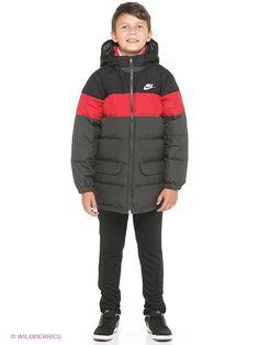 Куртка NIKE ALLIANCE DOWN PARKA YTH Nike 2231995 в интернет-магазине Wildberries.ru