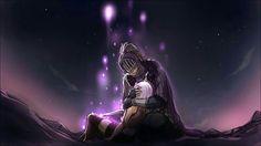 Bixslow, Lisanna, sad, crying, couple; Fairy Tail