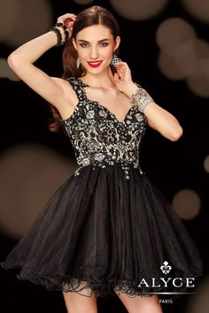 Homecoming Dress Style #4402 Front View