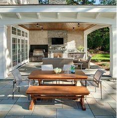 covered patio design