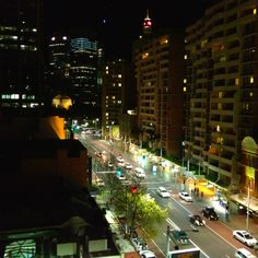 Cars and Stars. Oxford St #SurryHills ... Downtown Sydney.