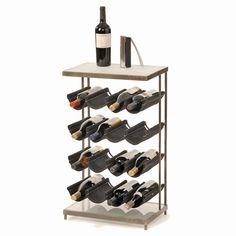 """Wine Hammock"" rack"