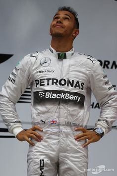 place Lewis Hamilton, Mercedes AMG Photo by XPB Images on April 2014 at Chinese GP. Mercedes Lewis, Mercedes Amg, Fine Black Men, Black Man, Lewis Hamilton Formula 1, Chinese Grand Prix, Watch F1, F1 Season, Man United