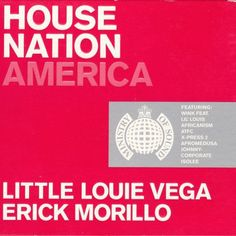 """Check out """"Little Louie Vega - House Nation America 2000"""" by rhybooze on Mixcloud"""