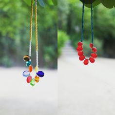 Murano necklaces